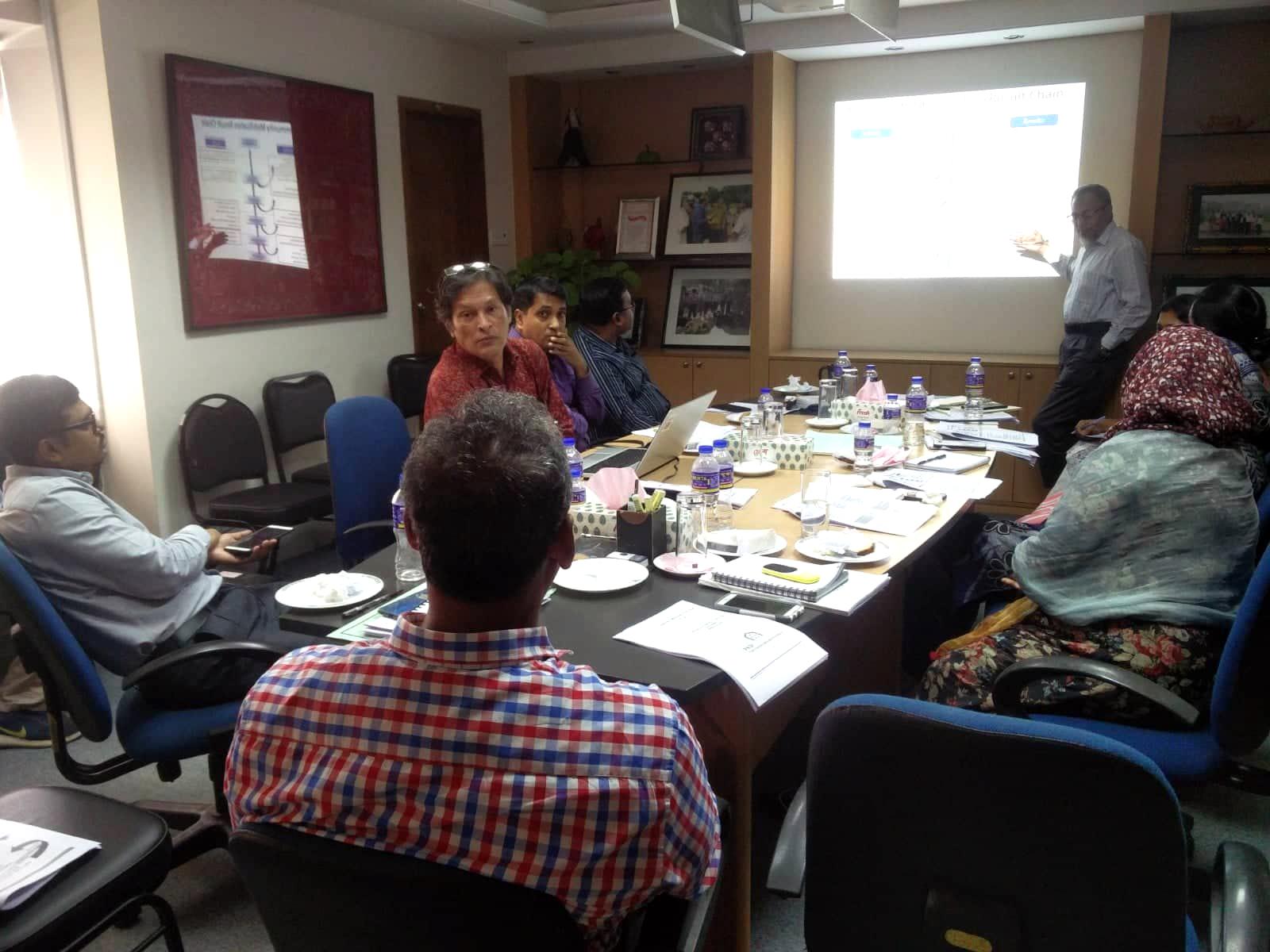 Workshop on Community Mobilization Framework of PPEPP